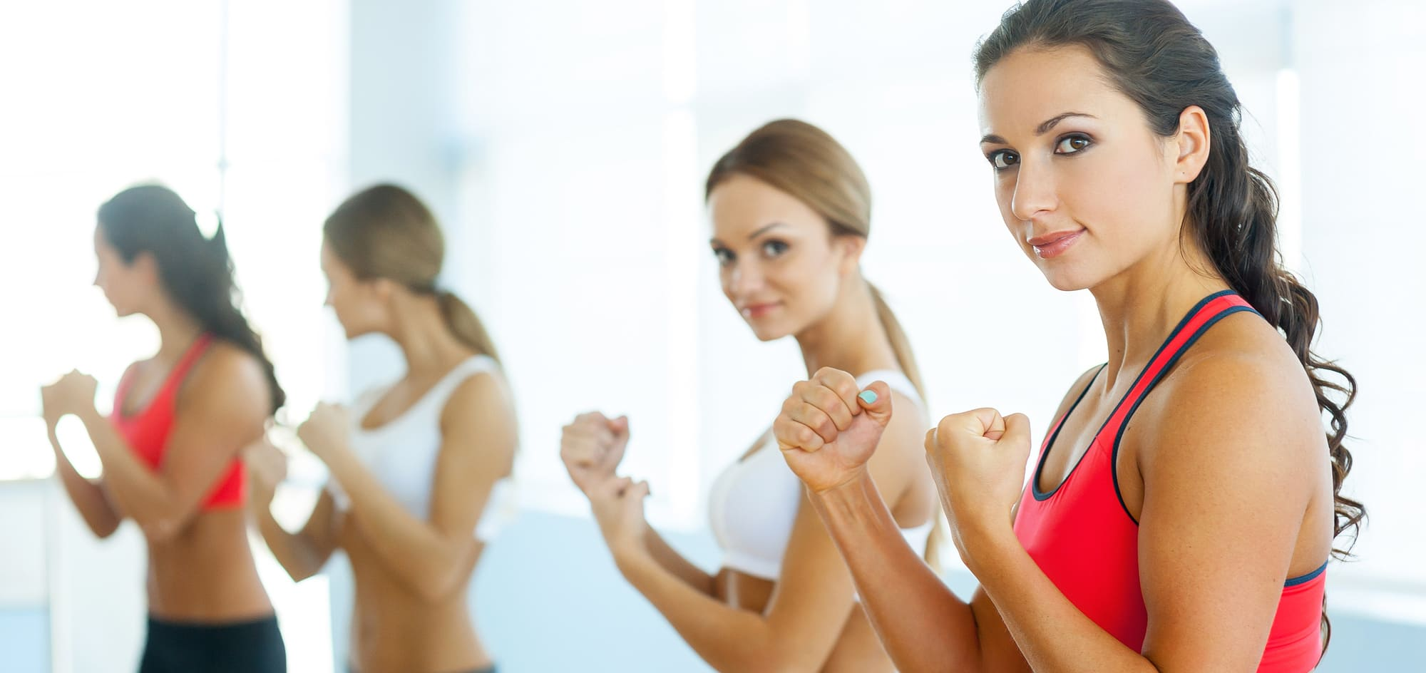 Frauen Selbstverteidigung Kurs