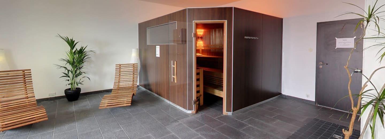 Get Fit Herbolzheim Sauna